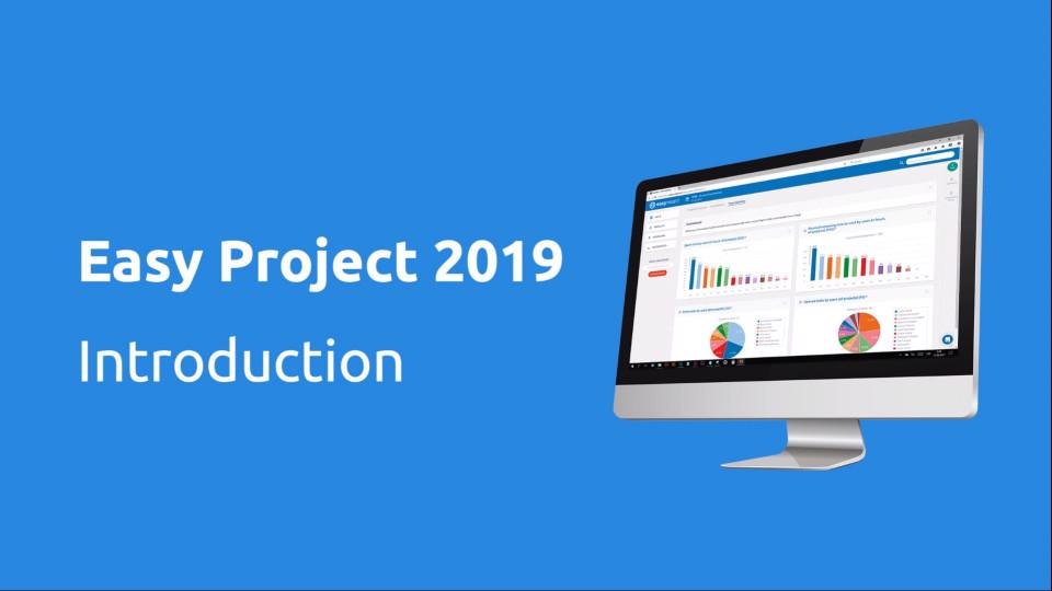 Easy Project 2019 October's Update - One Step Closer to the Perfect Project Management