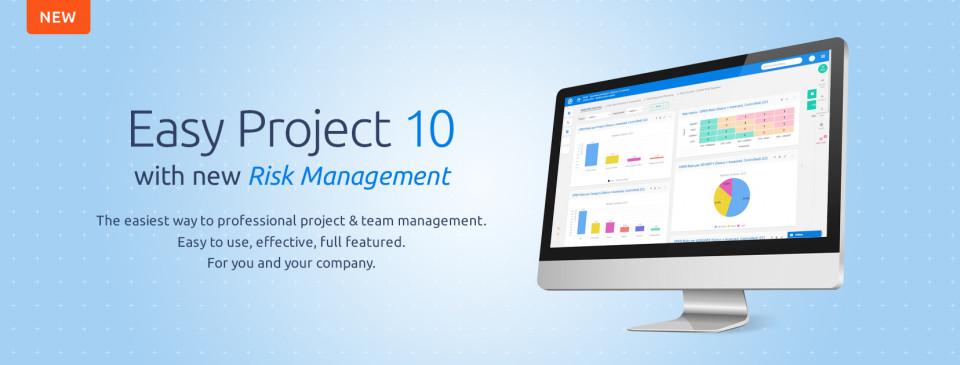 Easy Project 10 - Projelerinizi Risklerden Koruyun