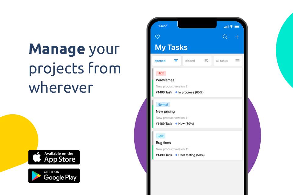 Тук е новото мобилно приложение на Easy Project! Открийте Топ 3 функции за ежедневни ситуации