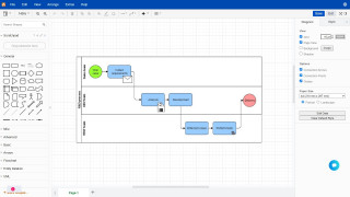 Easy Project 10 - Diagrammer - opret diagram