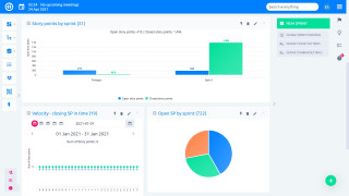 Easy Project 10 - Sprint Dashboard