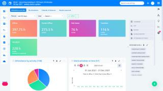 Kolay Proje - Zaman izleme ve raporlama - Kayıt Süresi Açılır Penceresi