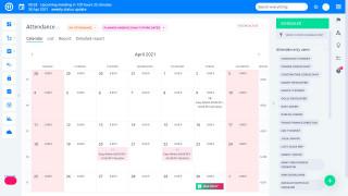Easy Project - Tidsporing og rapportering - Brugt tidsoversigt