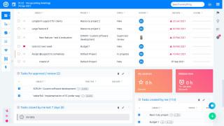 Easy Project - Opgave Sporing - Opgave Status Oversigt