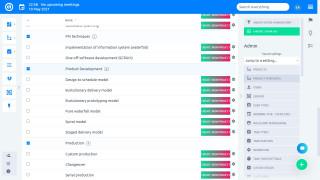 Easy Project - Produktudviklingsskabeloner