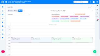 Kolay Proje - Toplantı Takvimi - Toplantı Düzenleme
