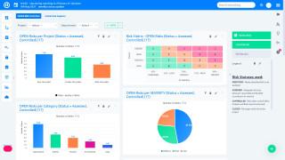 Easy Project - Grafer og diagrammer - Min statistik