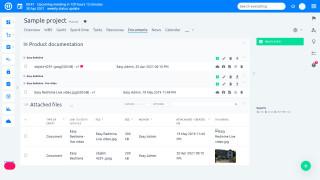 Easy Project - Projektdokumenter - Oversigt