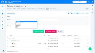 Easy Project - DMS - dokumentstyringssystem