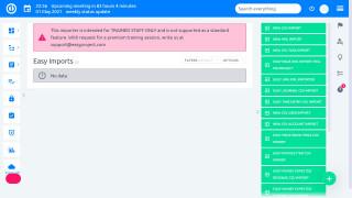 Kolay Proje - XML / CSV formatında veri içe aktarma