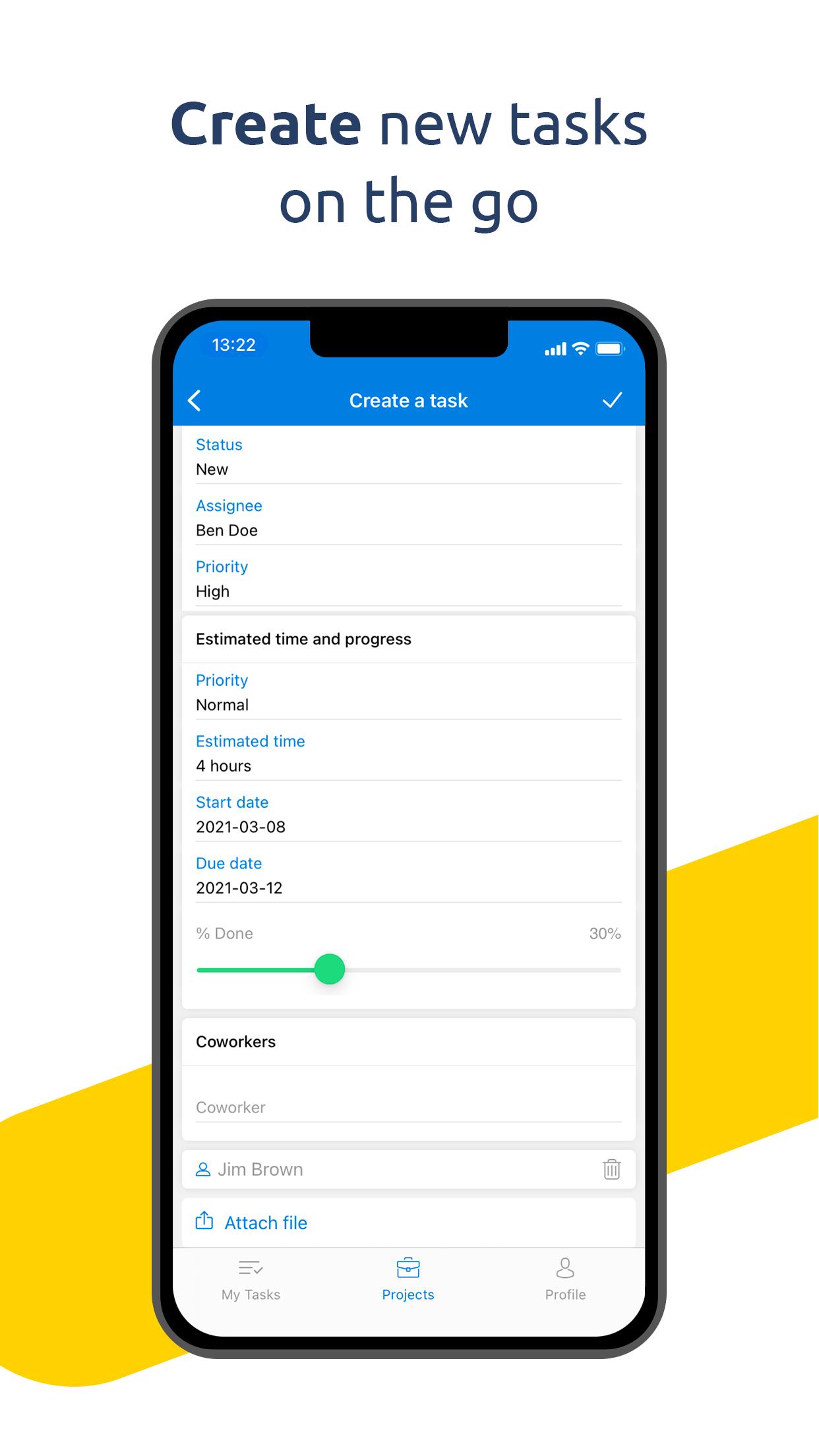 Easy Project – Mobile project management