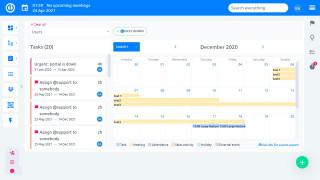 Easy Project 10 - Scheduler - brugere