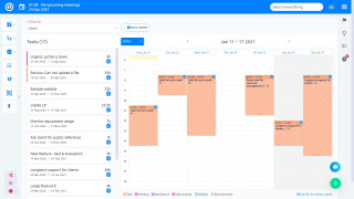 Easy Project 10 - Scheduler