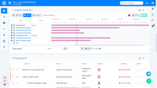 Easy Project 10 - Portfolio Manager Dashboard